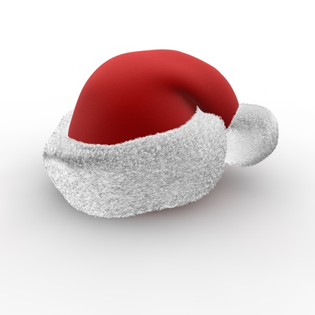 fin de ao: Gorro de Pap� Noel