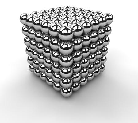 chrome base: Informazioni Cube