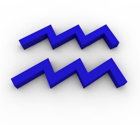 Sign of the Zodiac - Aquarius