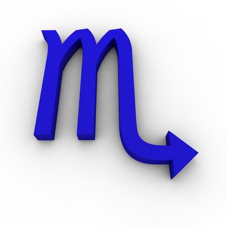 Sign of the Zodiac - Scorpio