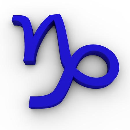 Sign of the Zodiac - Capricorn