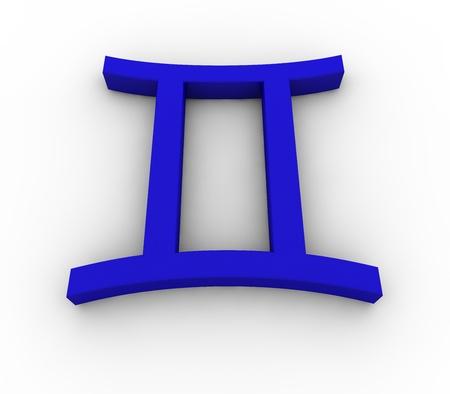 Sign of the Zodiac - Gemini