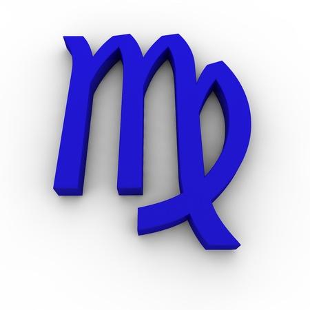 Sign of the Zodiac - Virgo