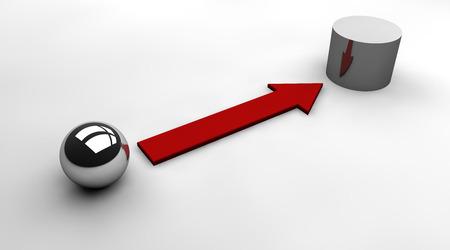 transformation: Transformation Stock Photo