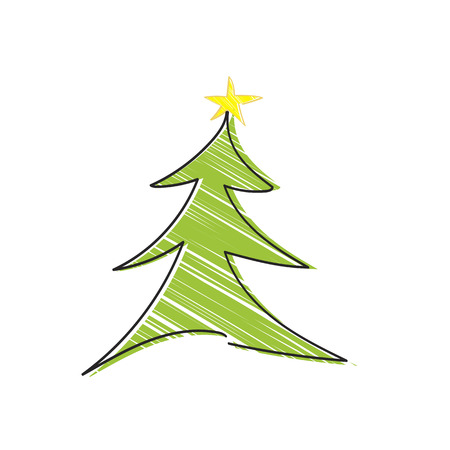 Simplified Christmas Tree