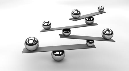 sencillez: Equilibrado