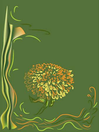 illustratin: Dandelion