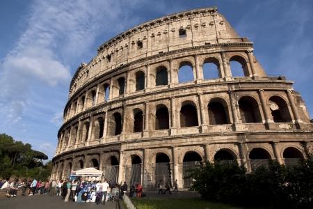 Colloseum in Rome, Italy