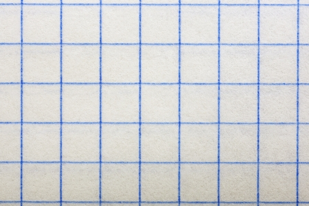 Checkered paper, a background  photo