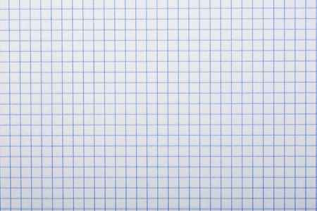 Checkered paper, a background or texture photo
