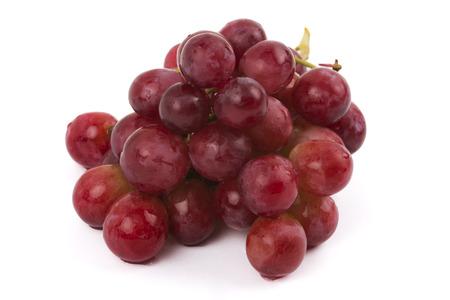 Fresh grapes photo