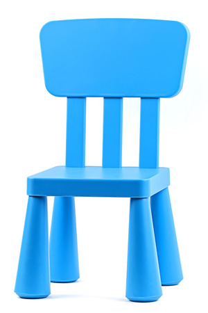 Small children s chair photo