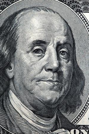 franklin: Benjamin Franklin, a portrait