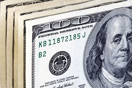 American dollars photo