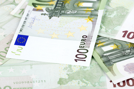 european money: European money as background