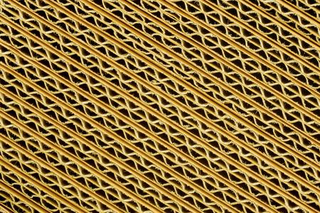 firmeza: cartulinas amarillas y el fondo o la textura