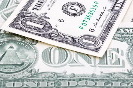 dolar: American dollars Stock Photo
