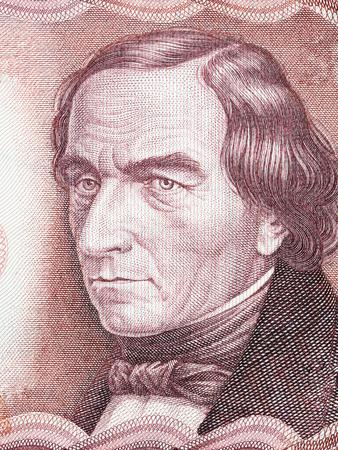 josef: Josef Ressel portrait from Austrian money