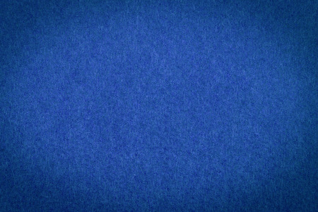 stereotype: Blue paper with vignette, a background or texture Stock Photo