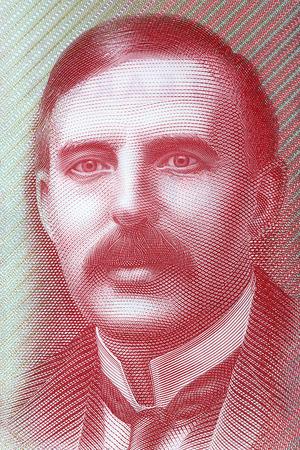 Ernest Rutherford un ritratto dai soldi della Nuova Zelanda