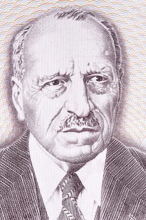 Georgios Papanikolaou portrait from Greek money