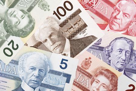 L'ancien argent canadien, un arrière-plan