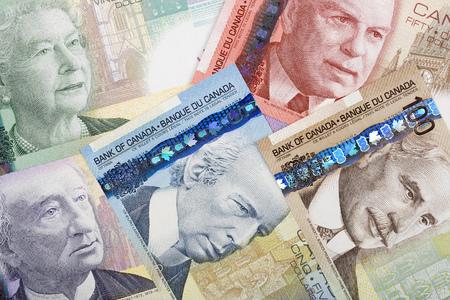 Contexte de l'argent canadien
