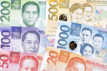 Peso filippino, uno sfondo