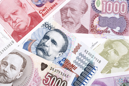 Argentinian money, a business background