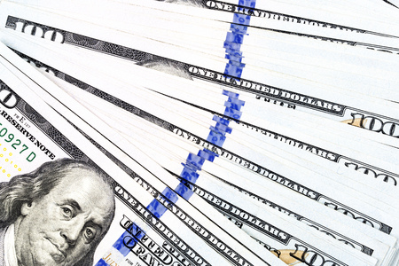 American dollars, a business background