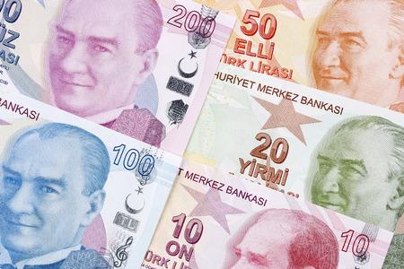 Turkish money, a business background