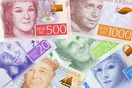Swedish money a business background