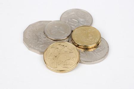 Australian coins, dollar