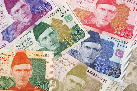 Pakistani money, a business background