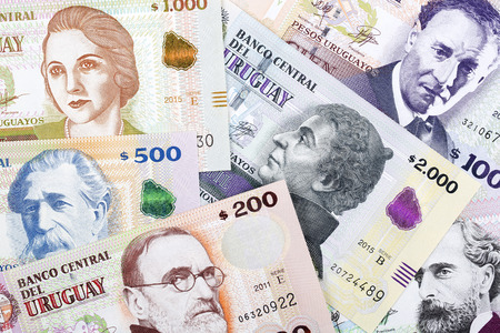 Uruguayan money, a business background