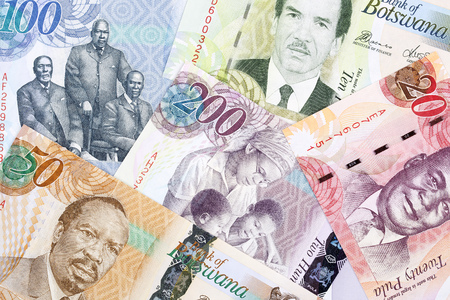 Money from Botswana a business background