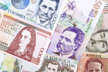 Colombian money a business background