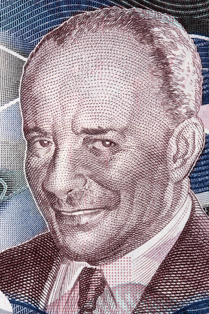 Grantley Herbert Adams Portrai...
