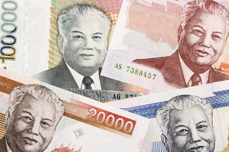 Lao Kip a business background