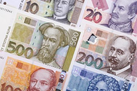 Croatian money, a business background