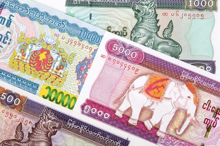 Burmese Kyat a business background