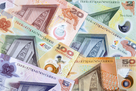 Money from Papua New Guinea a business background