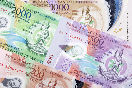 Money from Vanuatu a business background