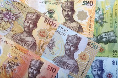 Brunei Dollar a business background