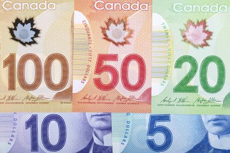 Dollars canadiens, une expérience en affaires