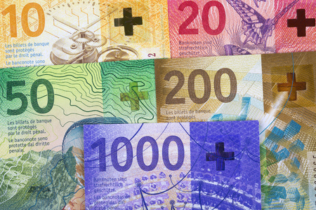Swiss Francs, a business background