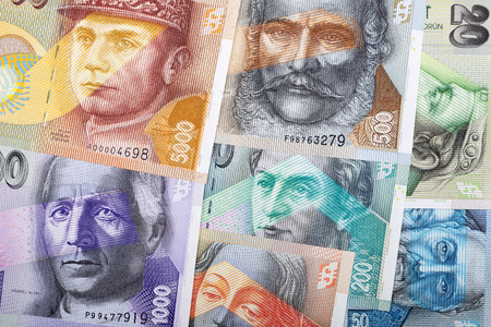 Slovak koruna, a business background