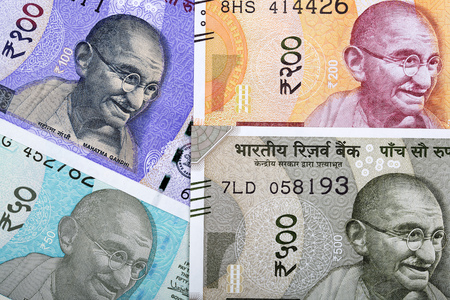 New series of Indian rupee, a business background