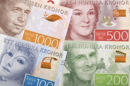 Swedish money, a business background