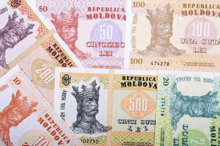 Moldovan leu a business background